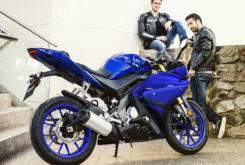 Yamaha YZF R125 2018 16