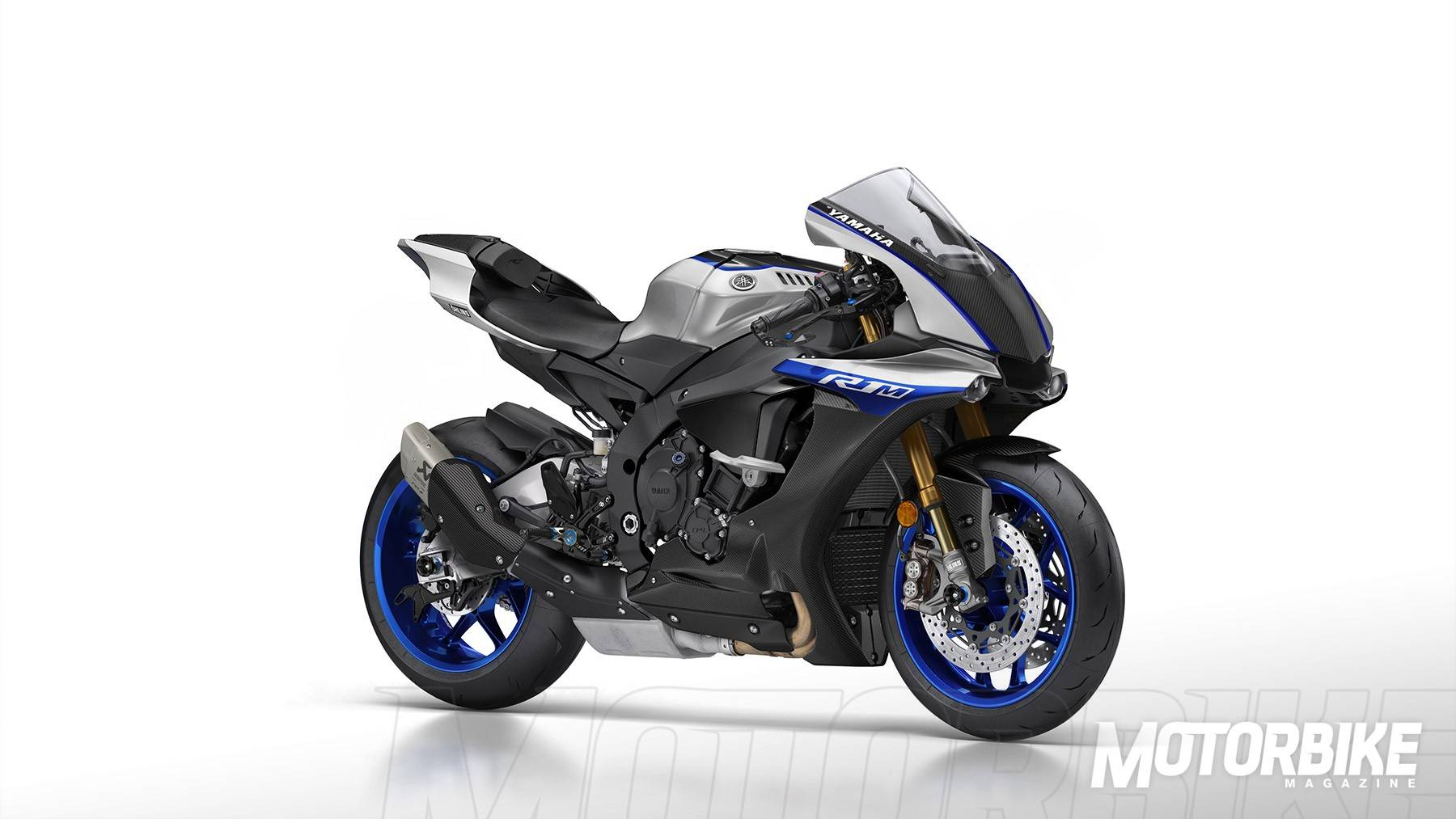 yamaha yzf r1m 2018 precio fotos ficha t cnica y motos rivales. Black Bedroom Furniture Sets. Home Design Ideas