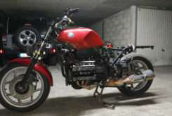 BMW K75 RT Cafe Racer 2