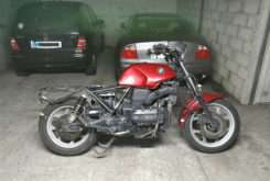 BMW K75 RT Cafe Racer 3