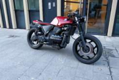 BMW K75 RT Cafe Racer 4