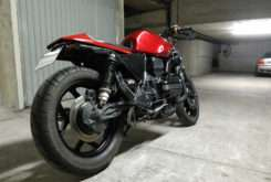 BMW K75 RT Cafe Racer 5