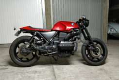 BMW K75 RT Cafe Racer 6