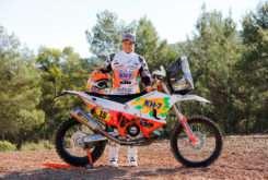Dakar 2018 Pilotos espanoles 2