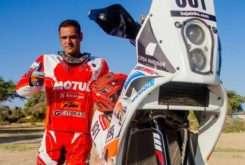 Dakar 2018 Pilotos espanoles 71