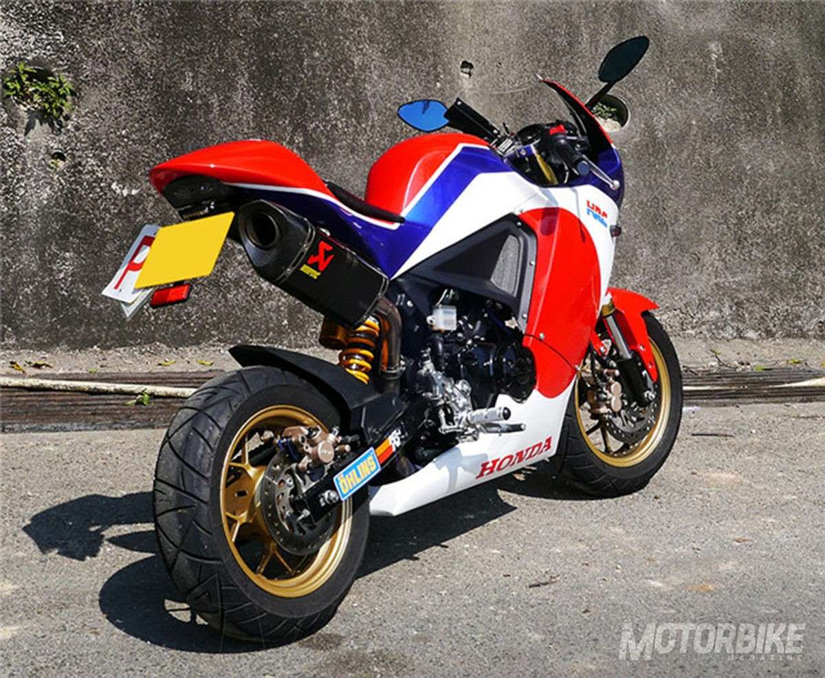 honda msx125 por tyga performance una grom a lo rc213v s motorbike magazine. Black Bedroom Furniture Sets. Home Design Ideas