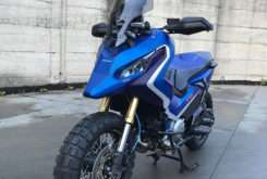 Honda X ADV Turbo Greaser Garage 04