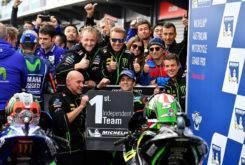MotoGP 2018 distinciones clasificaciones