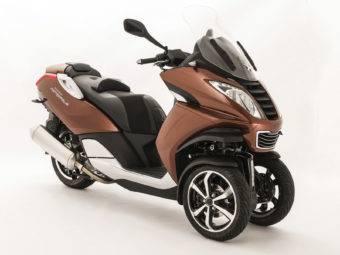Peugeot Metropolis Allure 2018 24