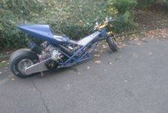 Scooter Piaggio Dragster 2t 15
