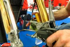Trabajo mecanicos Pramac Racing MotoGP 3