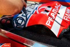 Trabajo mecanicos Pramac Racing MotoGP 7