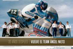 Angel Nieto Team Tres decadas MBK37