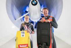 BMW tunel skeleton bobsleigh 13