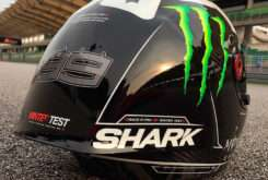 Casco Jorge Lorenzo Test Sepang MotoGP 2018 02