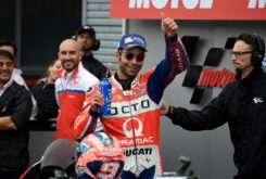 Danilo Petrucci Pramac Racing MotoGP