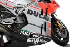 Ducati Desmosedici GP18 MotoGP 2018 Jorge Lorenzo Andrea Dovizioso 15