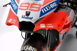 Ducati Desmosedici GP18 MotoGP 2018 Jorge Lorenzo Andrea Dovizioso 23