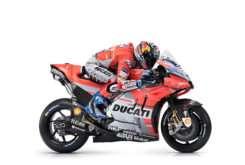 Ducati Desmosedici GP18 MotoGP 2018 Jorge Lorenzo Andrea Dovizioso 40