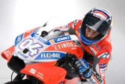 Ducati Desmosedici GP18 MotoGP 2018 Jorge Lorenzo Andrea Dovizioso 44