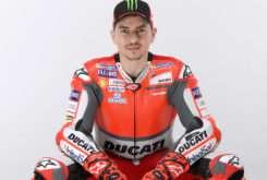 Ducati Desmosedici GP18 MotoGP 2018 Jorge Lorenzo Andrea Dovizioso 60