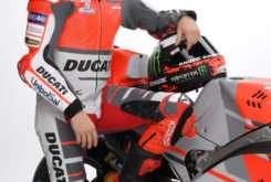 Ducati Desmosedici GP18 MotoGP 2018 Jorge Lorenzo Andrea Dovizioso 63