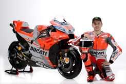 Ducati Desmosedici GP18 MotoGP 2018 Jorge Lorenzo Andrea Dovizioso 65