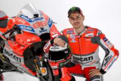 Ducati Desmosedici GP18 MotoGP 2018 Jorge Lorenzo Andrea Dovizioso 66