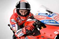 Ducati Desmosedici GP18 MotoGP 2018 Jorge Lorenzo Andrea Dovizioso 71