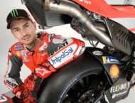 Ducati Desmosedici GP18 MotoGP 2018 Jorge Lorenzo Andrea Dovizioso 74