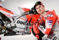 Ducati Desmosedici GP18 MotoGP 2018 Jorge Lorenzo Andrea Dovizioso 75