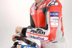 Ducati Desmosedici GP18 MotoGP 2018 Jorge Lorenzo Andrea Dovizioso 77