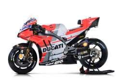 Ducati Desmosedici GP18 MotoGP 2018 Jorge Lorenzo Andrea Dovizioso 80