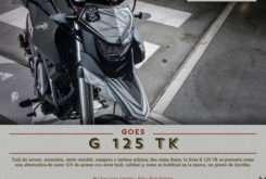 Goes G 125 TK 2018 checklist MBK37