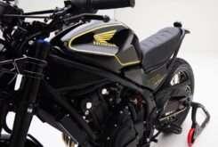 Honda CB500S Scrambler MAD Lossa 10