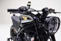 Honda CB500S Scrambler MAD Lossa 15