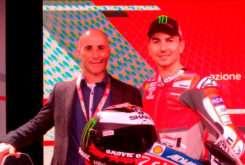 Jorge Lorenzo Alex Debon MotoGP 2018