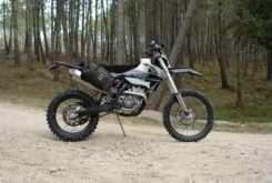 KTM 350 EXC F Dirt Wolf El Solitario 07