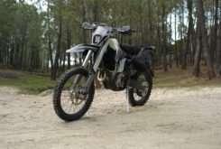 KTM 350 EXC F Dirt Wolf El Solitario 09