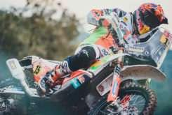 Laia Sanz entrenamiento Dakar 2018 02