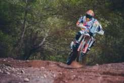 Laia Sanz entrenamiento Dakar 2018 06