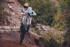 Laia Sanz entrenamiento Dakar 2018 09