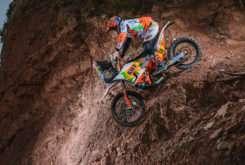 Laia Sanz entrenamiento Dakar 2018 10