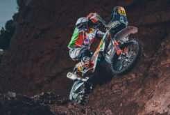 Laia Sanz entrenamiento Dakar 2018 11
