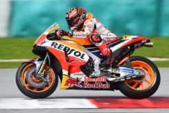 Marc Marquez Test Sepang MotoGP 2018 01