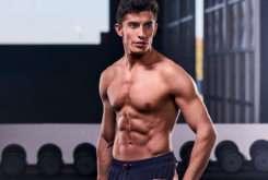 Marc Marquez entrenamiento 1