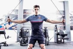 Marc Marquez entrenamiento 14