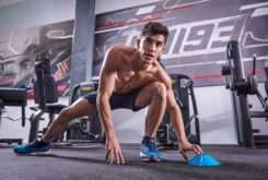 Marc Marquez entrenamiento 5