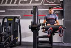 Marc Marquez entrenamiento 8