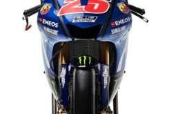 MotoGP Yamaha YZR M1 2018 Maverick Viñales 01